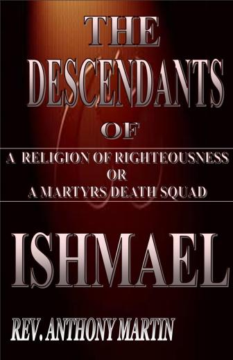 KCFM-Front Book Cover-The Descendants of Ishmael