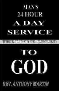 TKCFM-Front Cover of - Man's 24 Hour A Day Service To GOD