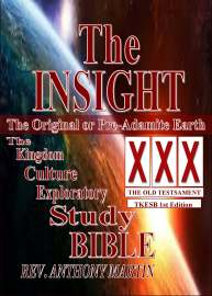 TKCFM~ Front Cover~THE INSIGHT-XXX-DESPENSATIONAL TRUTH