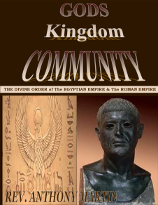 Gods Kingdom Community Book