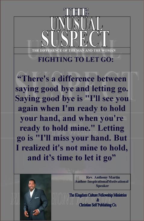 TKCFM-Message Board- Fighting To Let Go