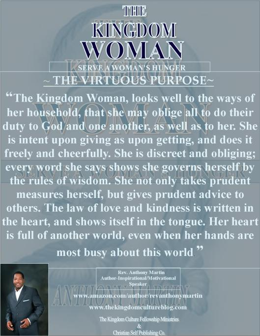 THE VIRTUOUS PURPOSE