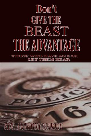 TKCFM-Front Cover of book Don't Give That Beast The Advantage